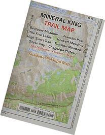 Mineral King, California Trail Map