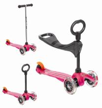 Micro Mini 3-in-1 Kick Scooter, Pink