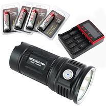 MINI TN30 --- 3660 Lumens, Three Cree XP-L V6 LEDs Torch,