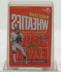 Mini Wheaties Box - 75 Years of Champions 24K Signature -