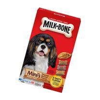 Milk-Bone® Mini's Dog Treat - Variety Pack, Peanut