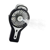 Welltop Mini Handheld USB Misting Fan with Personal Cooling