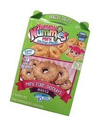 Yummy Nummies Mini Kitchen Mini Fair Donuts Maker