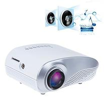 Taotaole Mini Portable Multimedia LED Projector Home Cinema
