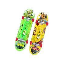 Mini Skateboard Toys - SODIAL 2 x Mini Skateboard Toys