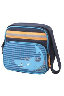 Mini Square Bag, Shark