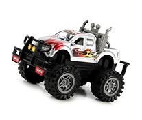Mini XWD Children's Kid's Friction Toy Truck Ready To Run No