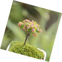 Buytra Miniature Fairy Garden Tree Plant Ornament
