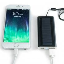 Touch of ECO MINIMOBI Solar USB Portable Iphone Cell Phone