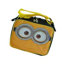 Despicable Me 2 Minion Lunch Bag Insulated Box - Yellow/