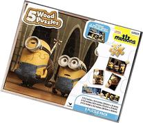 Minions 5 Puzzle Pack