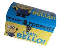 "Despicable Me's Minions ""I Say Bello"" Blue & Yellow Storage"