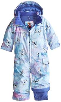 Burton Girls Minishred Illusion One Piece Jacket, 2 T, Olaf