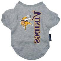 Minnesota Vikings Dog Tee Shirt - Extra Large