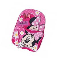 "Disney Minnie Mouse 15"" Backpack with Lunch Bag"
