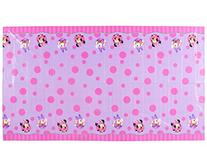 Minnie Mouse Bowtique Plastic Table Cover, 54 in x 96 in,