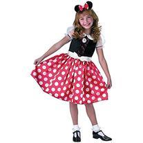 Minnie Mouse Classic Costume - Medium
