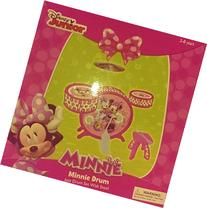 Disney Junior Minnie Mouse Jazz Drum Set with Stool
