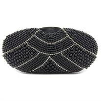 MG Collection Mirela Pearl Evening Bag Womens Synthetic