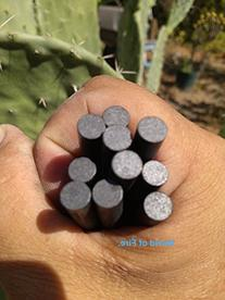 Lot of Mischmetal firesteel, ferrocerium rod, ferro rod, man