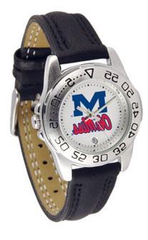 Mississippi Rebels - Ole Miss - Ladies' Sport Watch