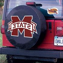 Mississippi State Bulldogs College Spare Tire Cover Size: Y