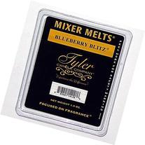 Tyler Candle Mixer Melts Wax Potpourri Set of 4 - Blueberry