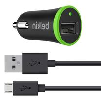 Belkin MiXiT Car Charger + Micro USB Cable for Amazon Fire