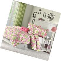Mizone Katelyn 3 Piece Comforter Set, Twin/Twin X-Large,