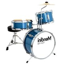 Mendini by Cecilio 13 Inch 3-Piece Kids / Junior Drum Set