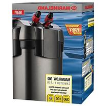 MarineLand Magniflow Canister Filter for Aquariums, Easy
