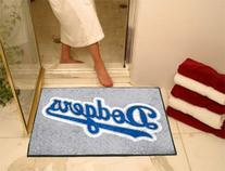 Exclusive By FANMATS MLB - Los Angeles Dodgers All-Star Rug