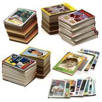 600 Baseball Cards Including Babe Ruth, Unopened Packs, Many