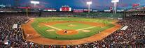 Masterpieces MLB Boston Red Sox Stadium Panoramic Jigsaw