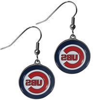 Siskiyou BDE150 MLB Dangle Earrings - New York Yankees