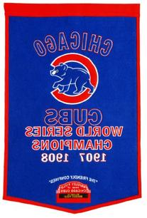MLB Chicago Cubs Dynasty Banner