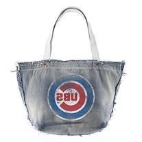 MLB Chicago Cubs Vintage Tote, Blue