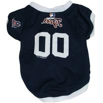 MLB Dog Clothing - Detroit Tigers Dog Jersey - Medium