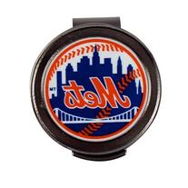 MLB New York Mets Hat Clip with 2 Markers & Clamshell