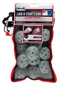 Franklin Sports MLB Indestruct-A-Ball Micro Baseballs , 4.95
