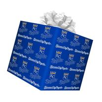 MLB Kansas City Royals Wrapping Paper