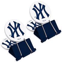 MLB New York Yankees MyFanClip Multi Purpose Clips