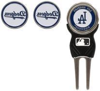 MLB Los Angeles Dodgers 3 MKR Sign DVT Pack, Blue