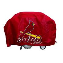MLB St. Louis Cardinals Deluxe 68-inch Grill Cover