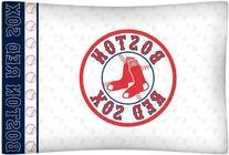 Sports Coverage MLB Micro Fiber Pillow Case Logo