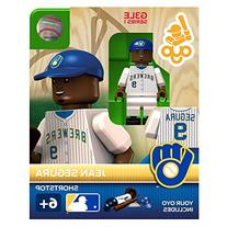 MLB Milwaukee Brewers Jean Segura Generation 3 Toy Figure
