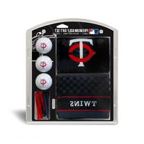 Team Golf MLB Minnesota TwinsEmbroidered Towel Gift Set