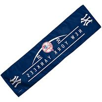 "MLB New York Yankees Cooling Towel, 8 x 30"", Team Color"