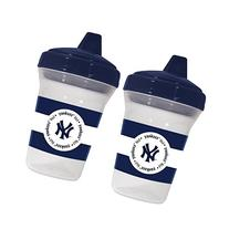 MLB New York Yankees Sippy Cups, 2-Pack
