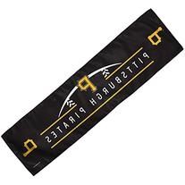 "MLB Pittsburgh Pirates Cooling Towel, 8 x 30"", Team Color"